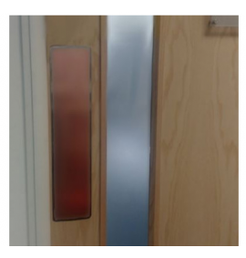 Antimicrobial Copper Overlay