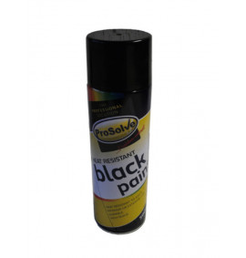 PROSOLVE 600 DEGREE HEAT RESISTANT BLACK SPRAY 500ML