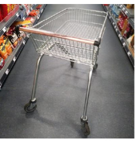 TROLLEY ANTIMICROBIAL COPPER OVERLAY